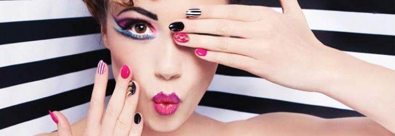 Manucure et pose d'ongle – Salon de beauté magique
